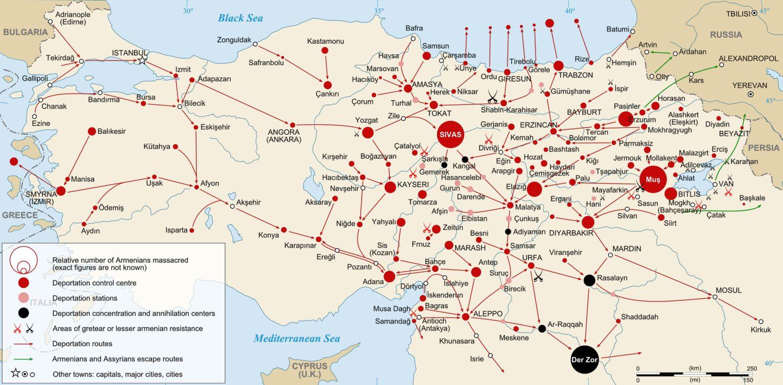 Armenien 4 Volkermord An Den Armeniern